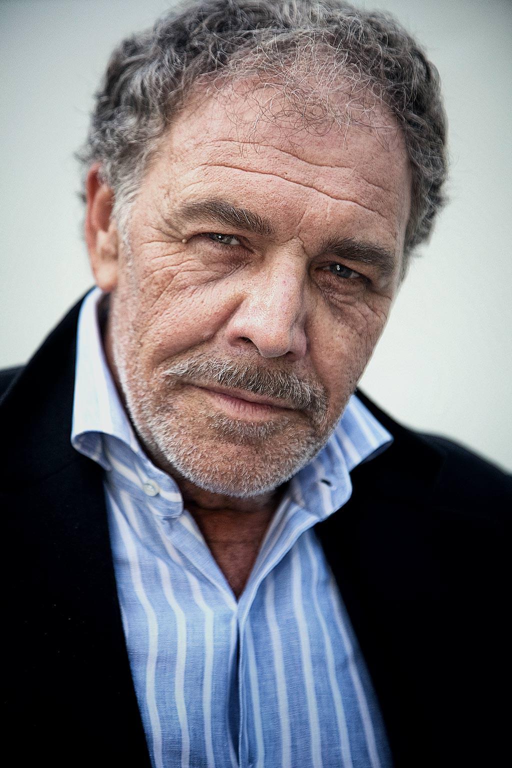 Christian Kohlund Schauspieler Portrait © Hermann Jansen