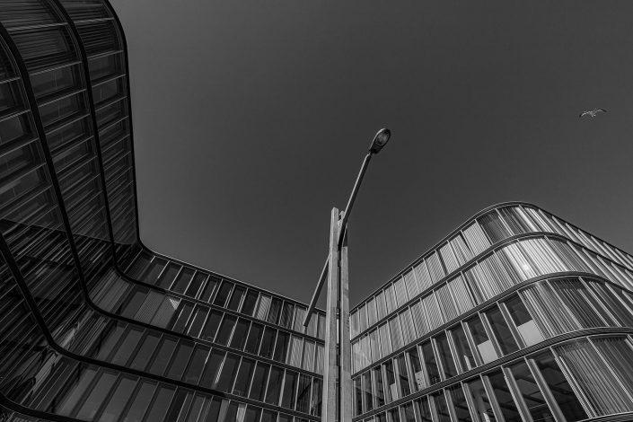 Architektur am Hafen