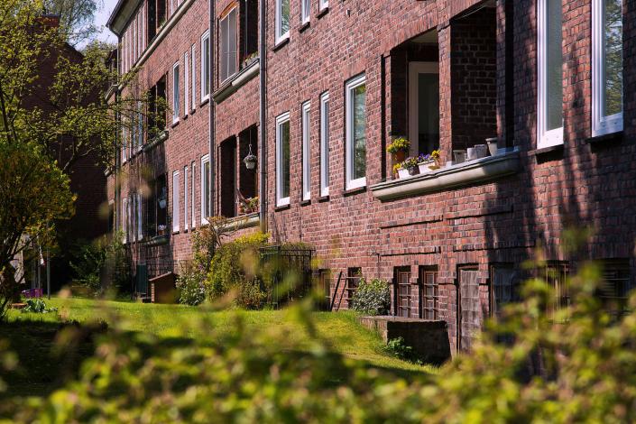 backsteinfassade © Hermann Jansen